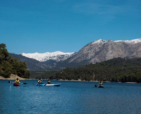 Turismo activo en Castril y Cazorla