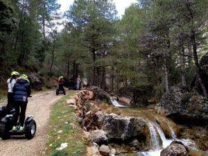 ruta-guiada-segway-naturaleza-cazorla