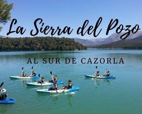Piragüismo en el pantano de La Bolera